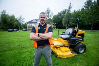 Oakleaf Landscaping Dublin - Cormac